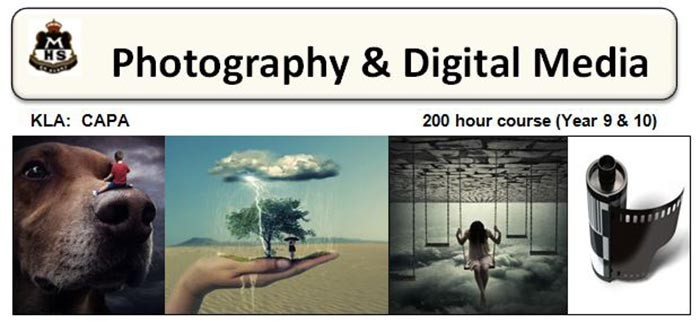 Photography & Digital Media